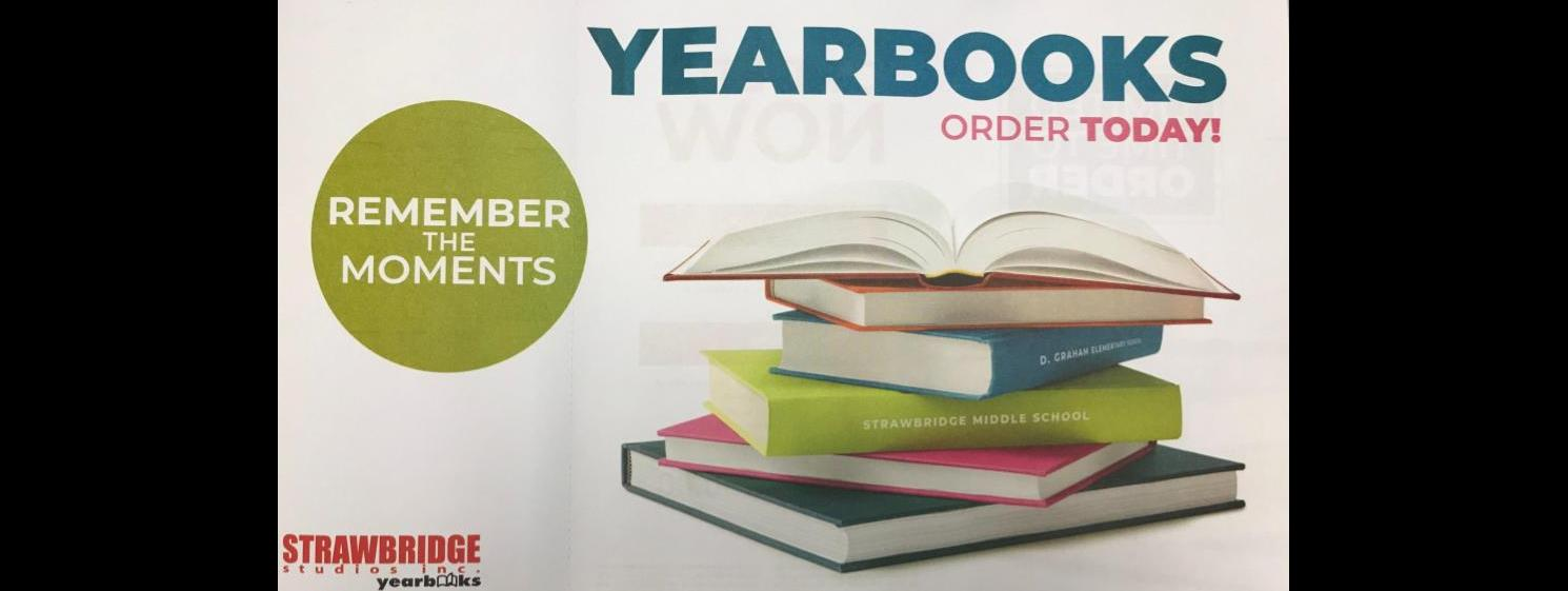 Order your yearbook at